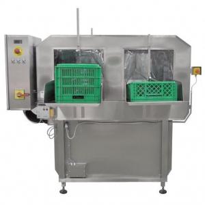 Двухрядная машина для мойки 800 ящ/час Е1-Е3, 20.0009.22