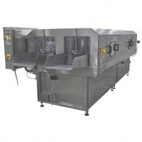 Двухрядная машина для мойки  1150 ящ/час  Е1-Е3, 20.1159.22
