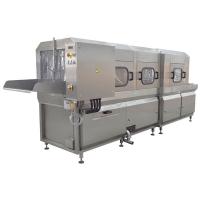 Маш. для мойки и обдува  ящиков Е1-Е3 до 320 шт/час