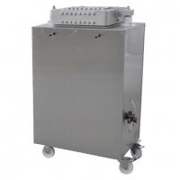 Машина для резки блоков сыра на сегменты или  бруски
