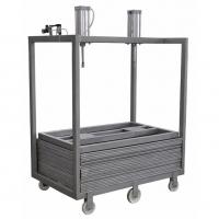 Пресс для сыровяленных прод. 350 кг/цикл 81.1203.2000
